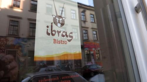 Ibras - sudanesisches Bistro auf der Louisenstraße