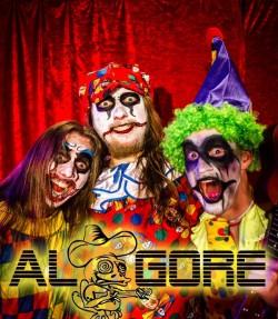"""Das musikalische Trio  """"Al Gore"""" engagiert sich für soziale Projekte in der Stadt."""