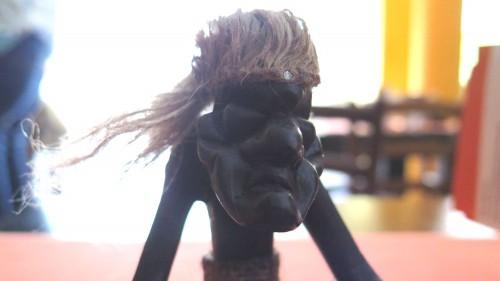 Wildes Maskottchen