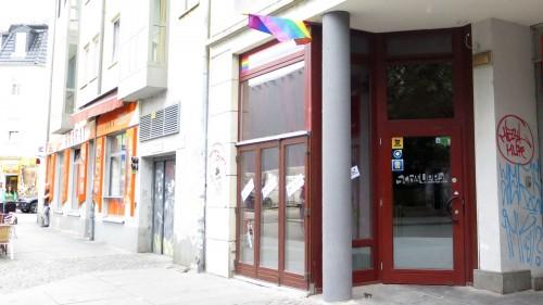 Schwuppsbar auf der Alaunstraße