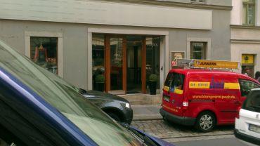 """Neuer Friseur """"La Moé"""" auf der Alaunstraße."""