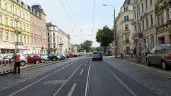 Seit 22 Jahren keine Sanierung: die Königsbrücker Straße