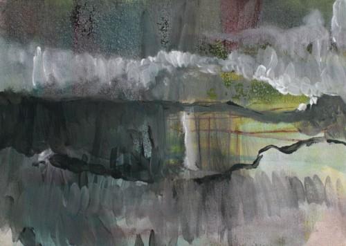"""""""Landschaft"""" von Anne von Hoyningen-Huene"""