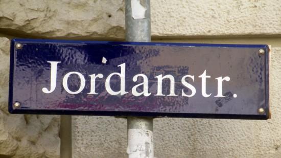 Jordanstraße