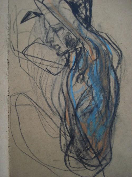 Zeichnung von Susanne Bartel