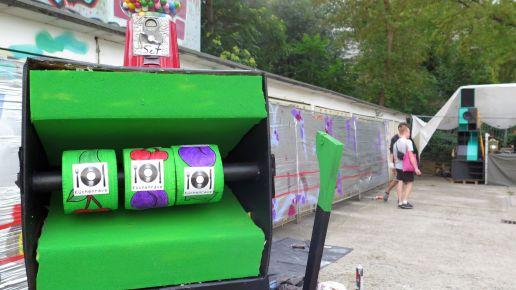 Spenden-Automat