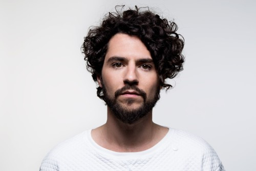 Matteo Capreoli am Sonntag in der Groovestation