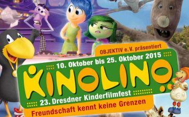 """Heute beginnt das Kinderfilmfest """"Kinolino"""""""