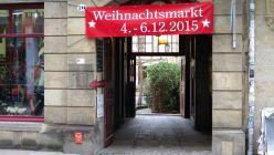 Im Kunsthof wirds am Wochenende weihnachtlich