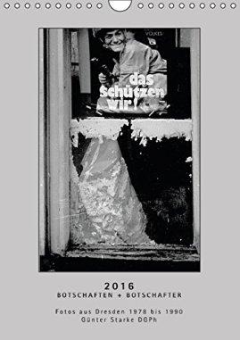 Botschaften und Botschafter - der Kalender von Günter Starke