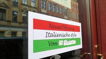 NeuerÖffnung Italienische Style