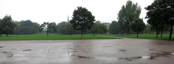 Alaunplatz im September 2014