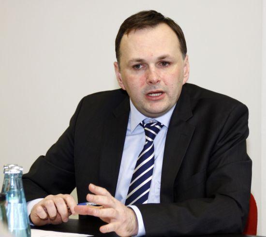 André Schollbach - Fraktionsvorsitzender Die Linke