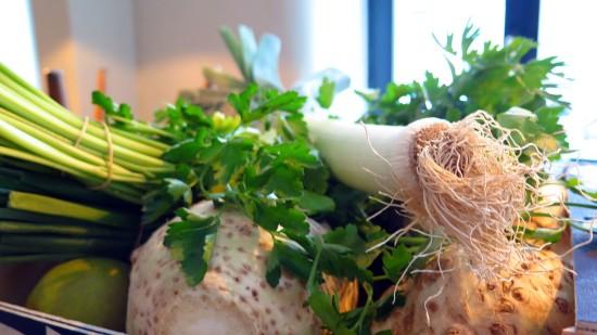 Vegan-Restaurant: Wichtigste Grundlage der veganen Küche: Gemüse