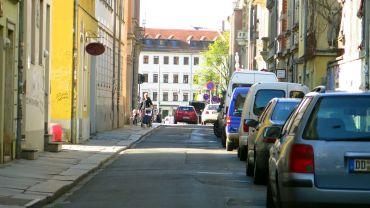 Ausbau der Martin-Luther-Straße erst 2017