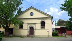 Der Konzertsaal des Konservatoriums.