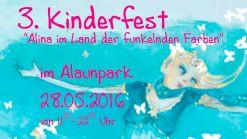 Kinderfest am Alaunplatz