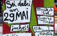 BRN-Anwohner-Frühstück am 29. Mai