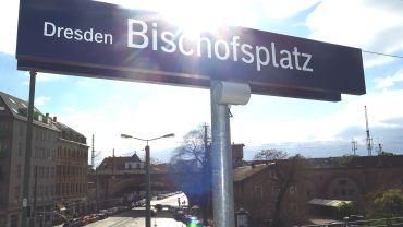 Start und Ziel: S-Bahnhof Bischofsplatz