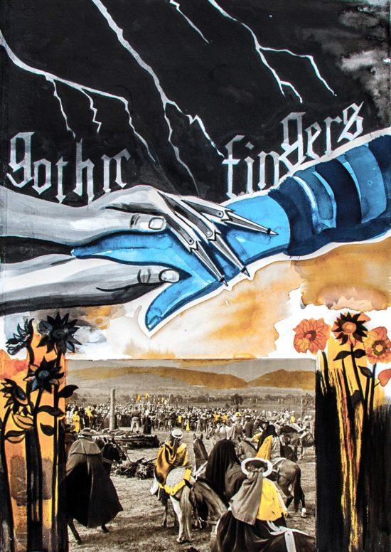 "Cameron Tauschke ""Gothic Fingers"""