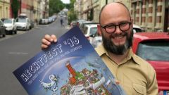Hechtfest-Sprecher Maik Schellbach