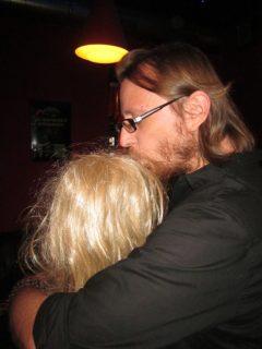 bass-love-story: Mitwisser in Love - Foto vom Set