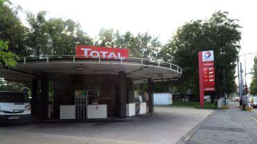 Tankstelle an der Bautzner Straße