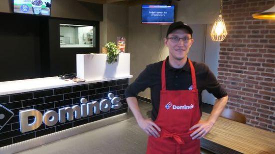Aus Joey's wurde Domino's - Chef Toni bäckt weiter Pizza.