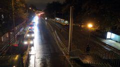 Straßenbahn-Nachtsperrung an der Königsbrücker geplant