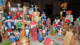 Zubehör für die weihnachtliche Dekoration
