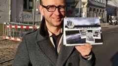 Frank Dehlis und die schwarz-weiß-Republik Neustadt