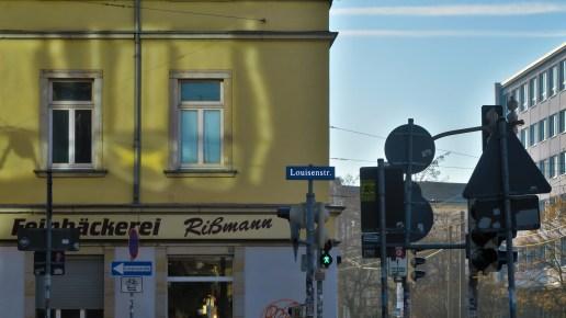 Eierschecke und andere leckere Backwaren: Rißmann an der Ecke zur Königsbrücker