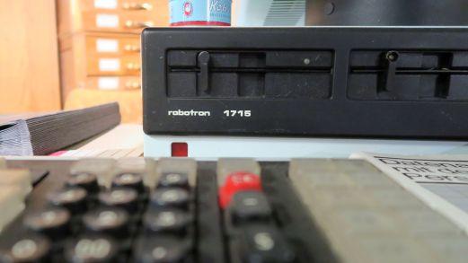der legendäre PC 1715 mit 64 KB RAM