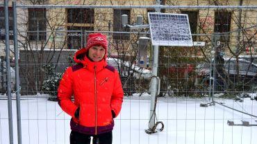 Franziska Reinfried im Umweltamt zuständig für Stadtökologie. Foto: Marie-Lorraine Atamaniuk