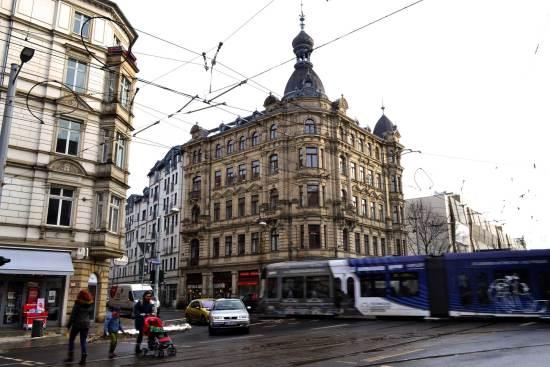 Die Bautzner Straße