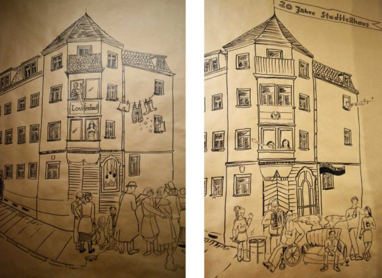 """""""20 Jahre Stadtteilhaus"""""""