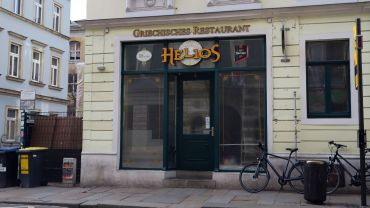 Helios - vorerst geschlossen