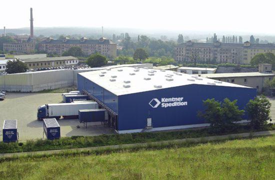 Dresdner Transport Service KENTNER Spedition GmbH an der Magazinstraße