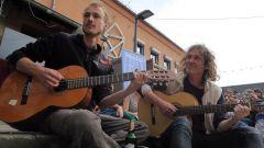 Die Dresdner unterstützen das Thanks Jimi Festival in Wrocław.