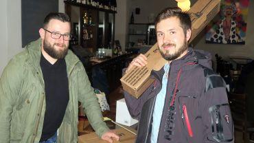 Haben das Villandry übernommen: Christian Stellmacher und Chris Schmieade.