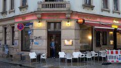 Das Habibi an der Martin-Luther-/Ecke Louisenstraße wird renoviert.