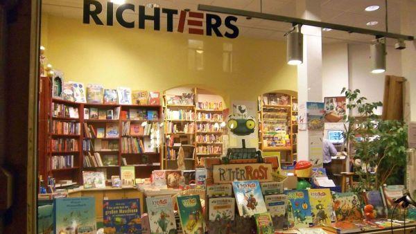 Richters Buchhandlung - Foto: Archiv