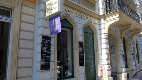 Geschlossen: La Galette