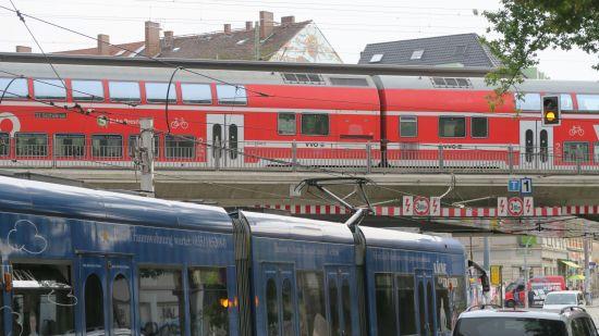 Keine Straßenbahnen am Bischofsplatz vom 10. bis 24. Februar