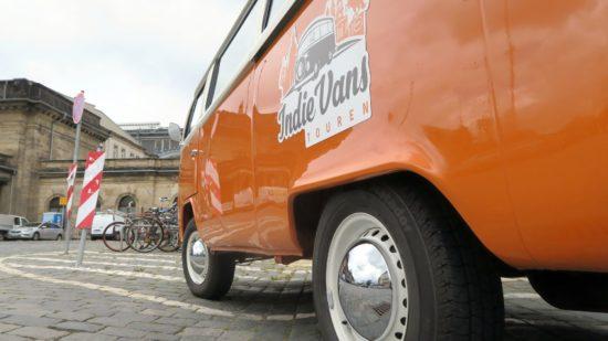 Bereit für die Neustadt-Tour: Horst