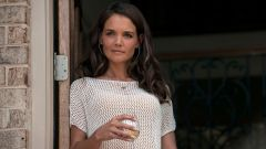 Katie Holmes in Lucky Logan