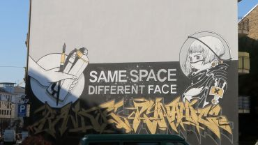Same space - different face