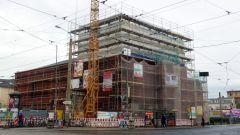 Baustellenkino in der Schauburg