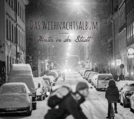 Weihnachtsalbum mit Louisenstraße