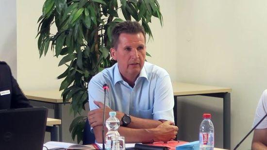 Ordnungsamts-Chef Ralf Lübs - Foto: Archiv 2017